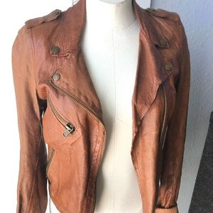 Zara trafaluc jacket size small